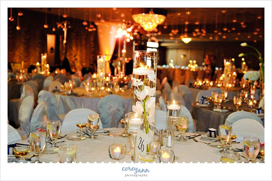 reception at buhl park at avalon lakes country club in sharon pa