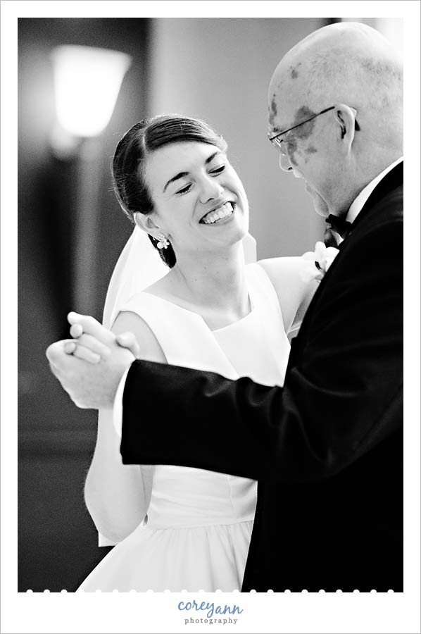 father daughter dance at the club at key center